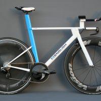 Andrew's TT bike