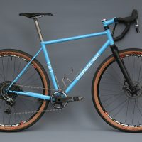 Joe's 650B adventure bike