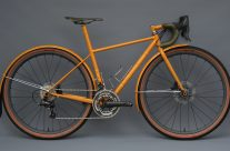 Trieu's 650B gravel bike