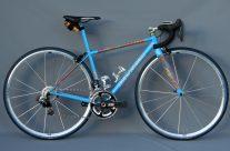 Clara's race bike