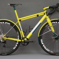 Jeffrey's adventure bike
