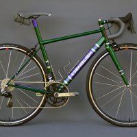 Sean's road bike