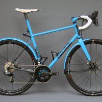 Serge's gravel bike