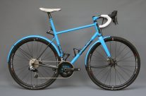 Serge's gravel bike