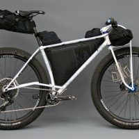 Rob's plus bikepacker