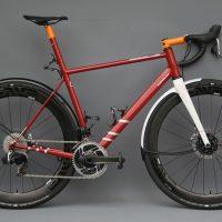 Stephen's all-road bike