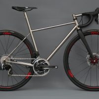 Ken's stainless road disc