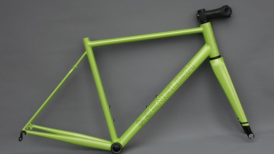 Nick's S1 road frame