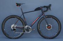 Odd's road disc bike