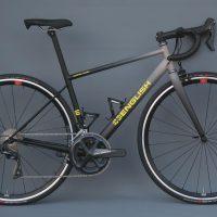 Alonso's 'Batman' road bike